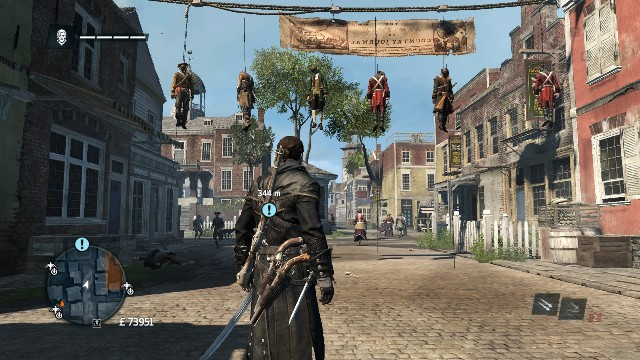 Download Assassin's Creed Rogue PC Games Gameplay