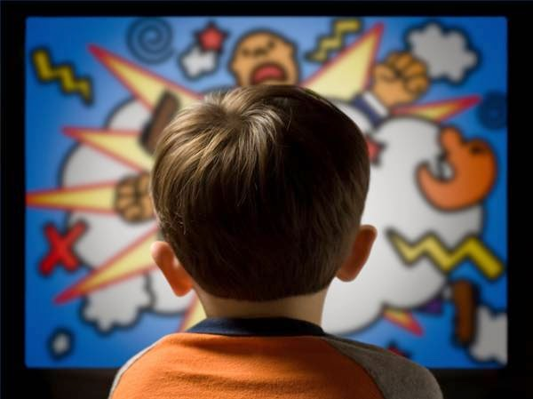 televizyonun çocuğa olumsuz etkileri ile ilgili görsel sonucu