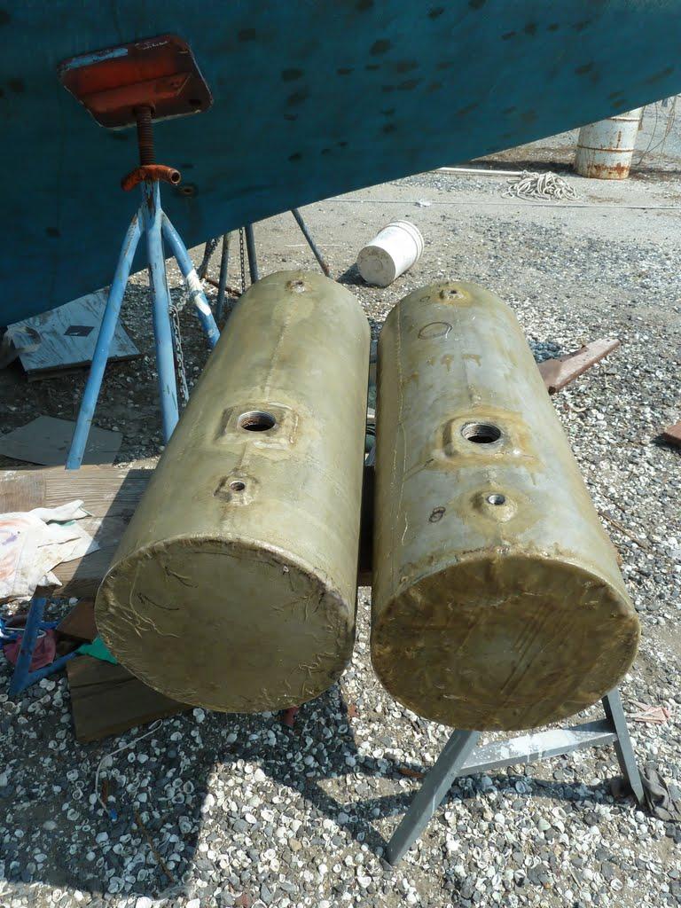 One Way To Repair Leaking (aluminum) Fuel Tanks