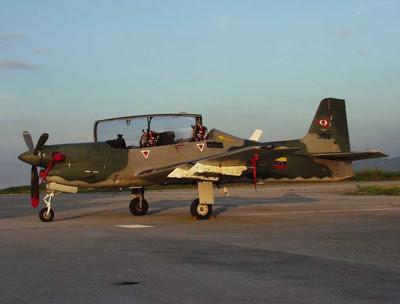 T-27 Tucano de La AMB