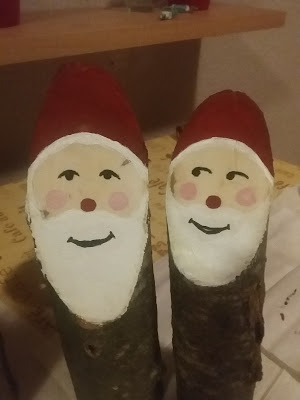 Diy Ich Und Mein Holz Weihnachtsmann
