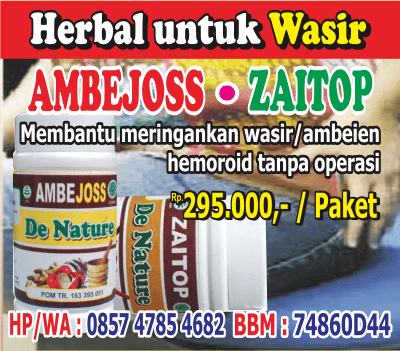 atasi hemoroid dengan herbal ambejoss menghilangkan wasir sembuh dalam berapa hari, harga jual herbal ambejoss menghilangkan wasir sembuh dalam berapa hari, bisa hubungi herbal ambejoss menghilangkan wasir sembuh dalam berapa hari