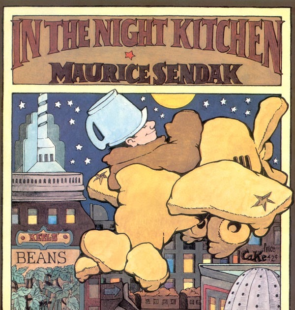 Kids' Book Review: Review: In The Night Kitchen
