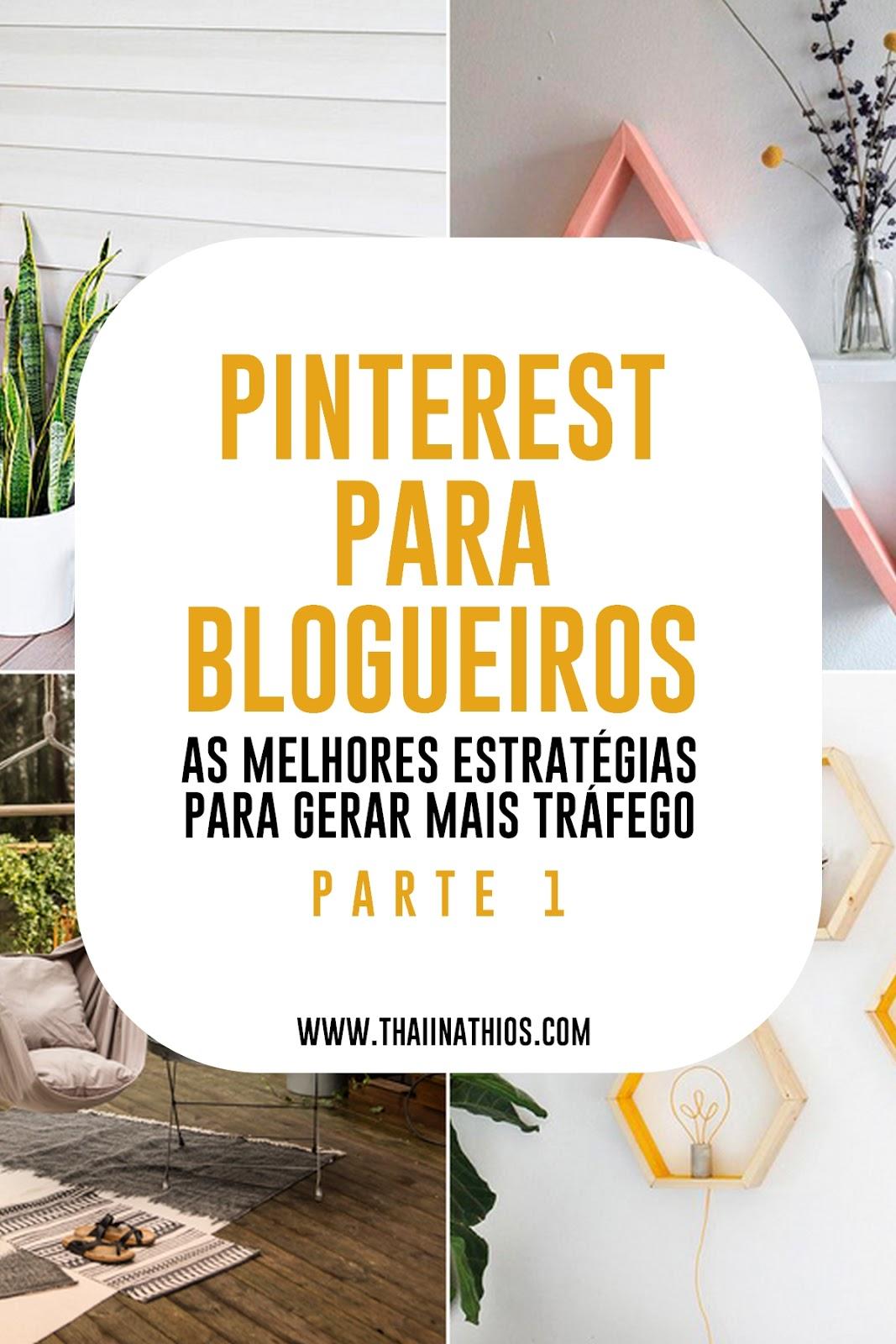 Pinterest para Blogueiros