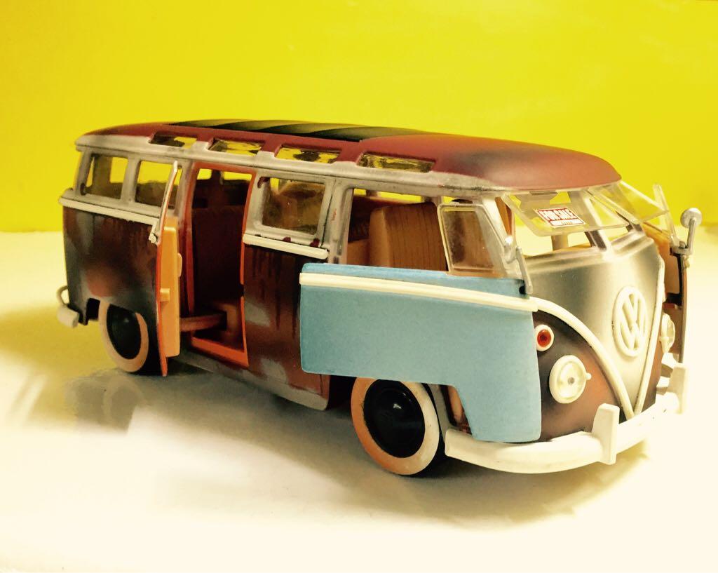 volkswagen bus car toy - photo #38