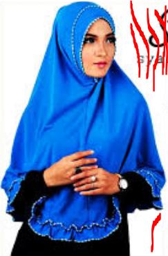 jilbab syria model terbaru