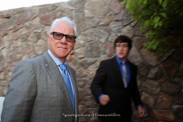Malcolm McDowell    © George Leon / filmcastlive