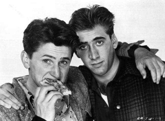 Sean Penn e Nicolas Cage