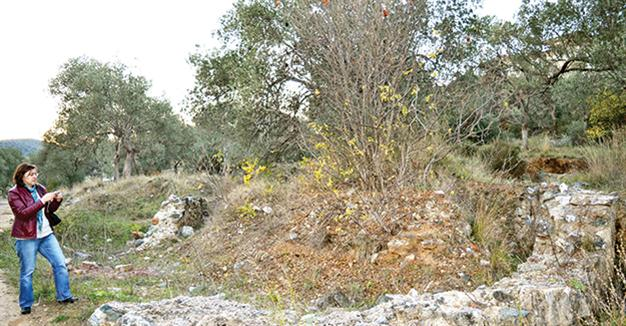 Byzantine church ruins taken under protection in Turkey