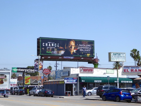 Chance 2017 Emmy FYC billboard
