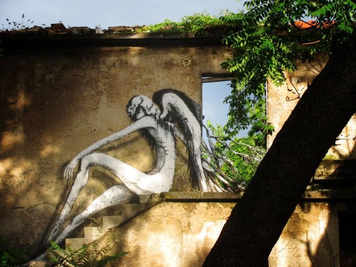 Ale Senso (стрит арт)