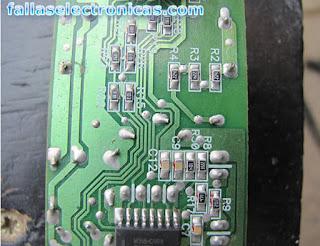 solucion de tarjeta electronica nevera coldex rn36