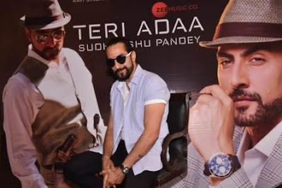 sudhanshu-pandey-makes-comeback-with-teri-adaa-single