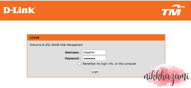 Cara Tukar Password Unifi