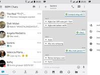 BBM Mod iOS v2.11.0.16 Apk Terbaru 2016