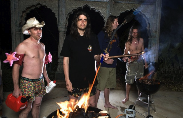 Tool band Maynard James Keenan Adam Jones Justin Chancellor Danny Carey 10,000 Days