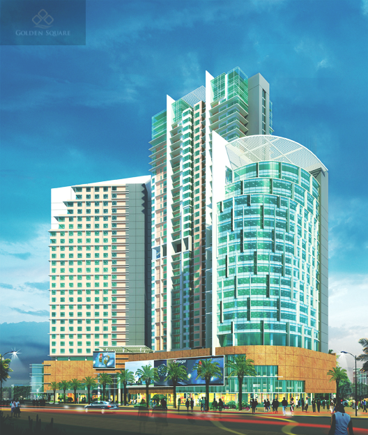 Mở bán chính thức dự án Golden Square