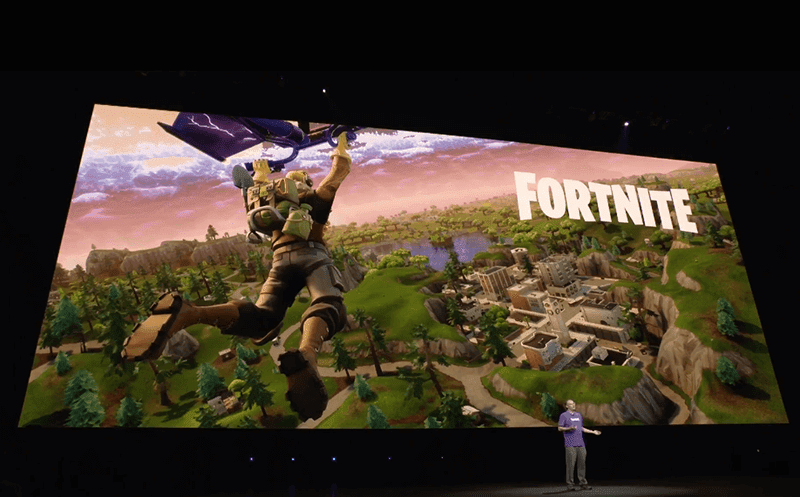 Fortnite is now available with Android Samsung devices