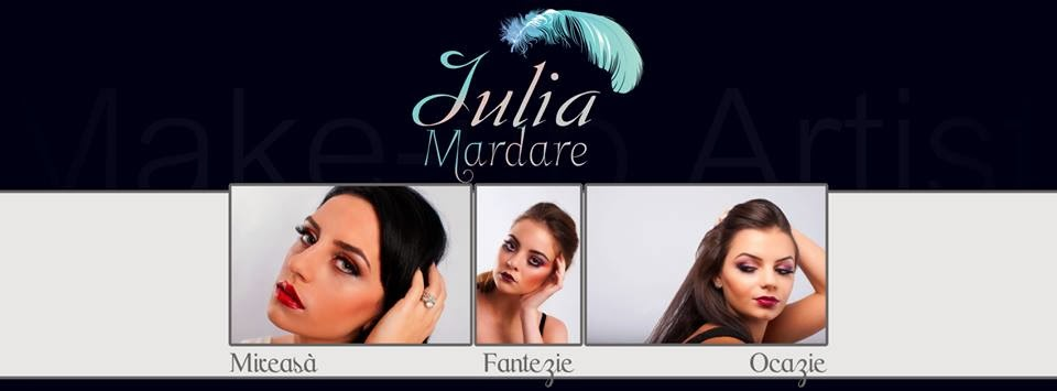Iulia Mardare Make-up Artist Iasi 18