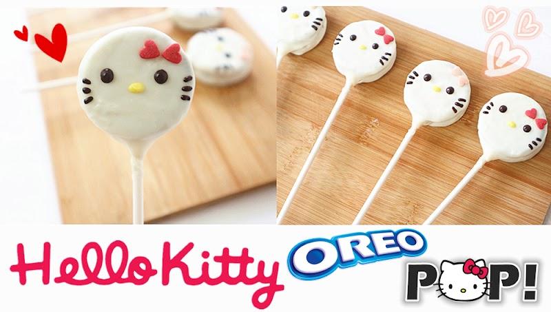 Hello Kitty OREO POP!