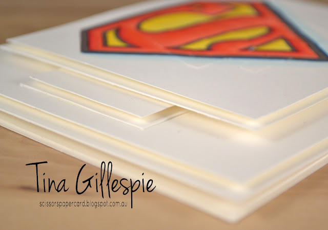scissorspapercard, Stamping' Up!, Copics, Large Numbers, You're My Hero