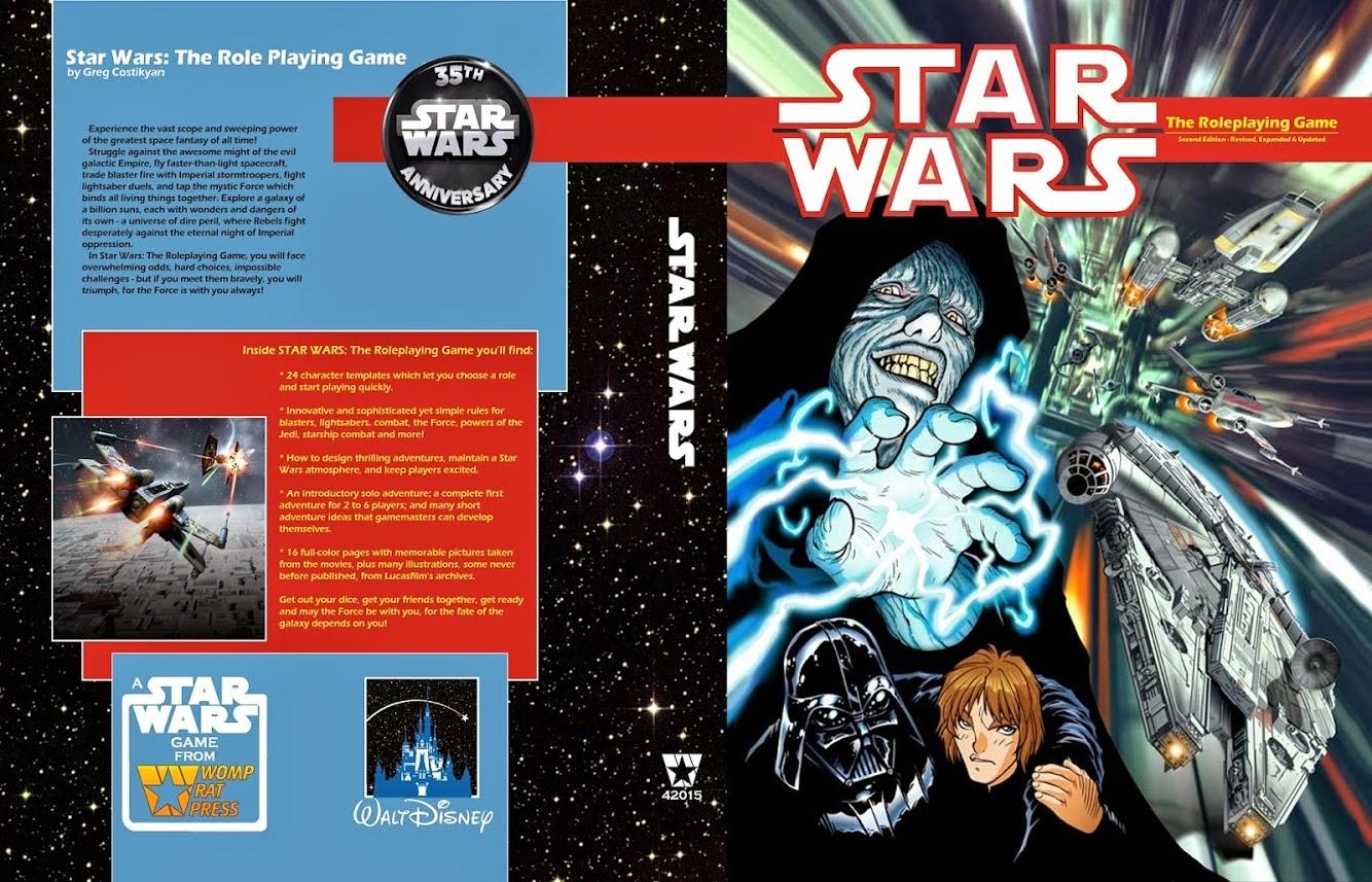 STAR WARS D6 PDF