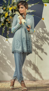 Nadia Farooqui Luxury Pret Eid Collection 2016-17