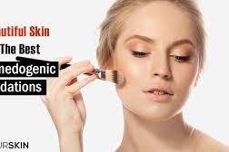 Skincare With Non-Comedogenic Cosmetics