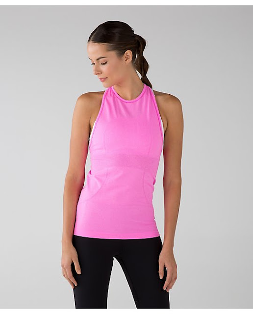 lululemon raspberry-glow-swiftly-high-neck