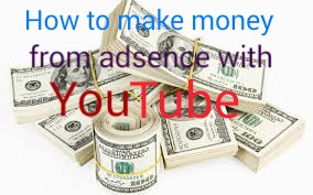 How to make money from AdSense with youtube complete tutorial