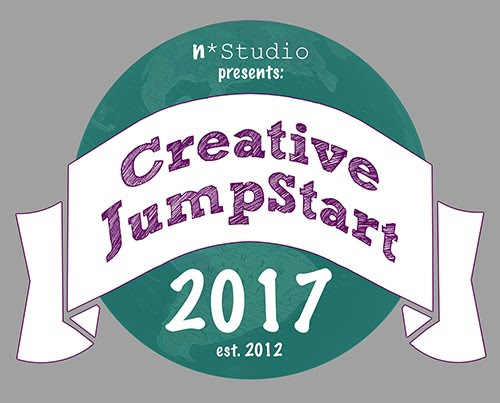 I am Happy to be Part of Creative Jumpstart 2018!!!
