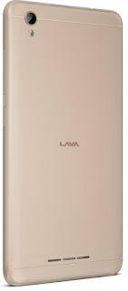 Lava Z60 (Gold, 16 GB)  (1 GB RAM) Price in India