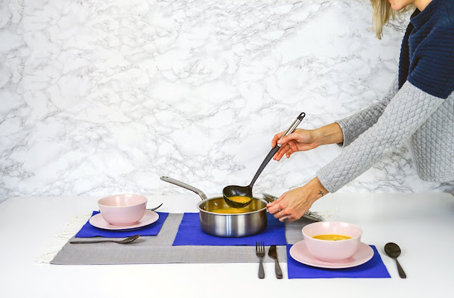 Utensilios de cocina en portugues y espanol