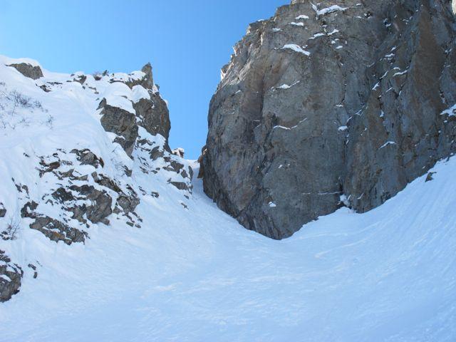 kjøre ski i chamonix