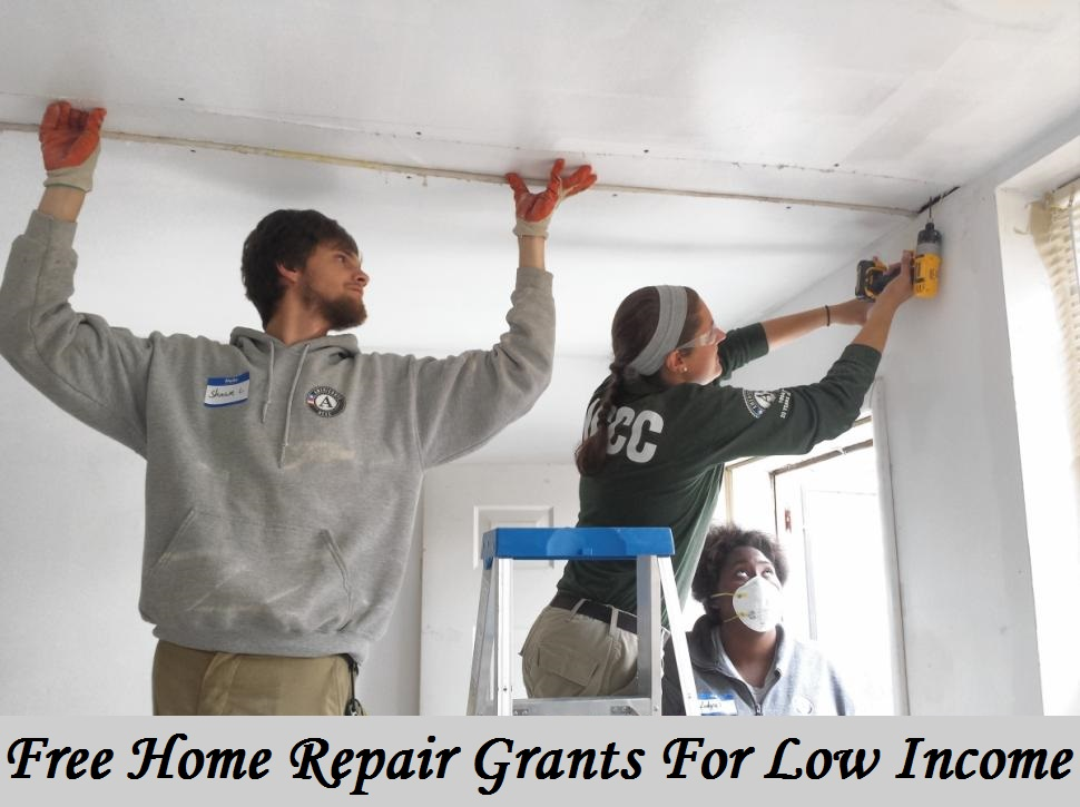 Free Home Repair Grants For Low Income Single Moms-Apply ...