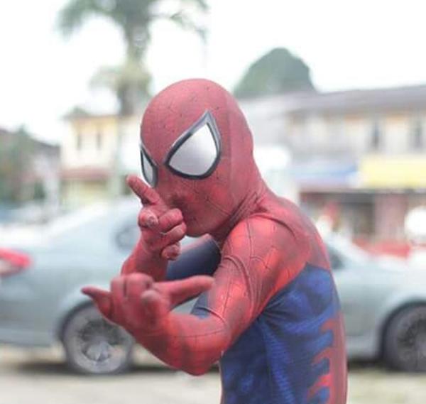 Gerai 'Nasi Lemak Spiderman' Diangkut Jadi Viral, Pendedahan Sebenar Disebalik Kejadian Tersebut!