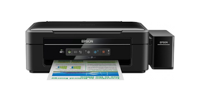 Epson L366 Printer Drivers Download