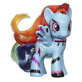 My Little Pony Ponymania Collection Rainbow Dash Brushable Pony