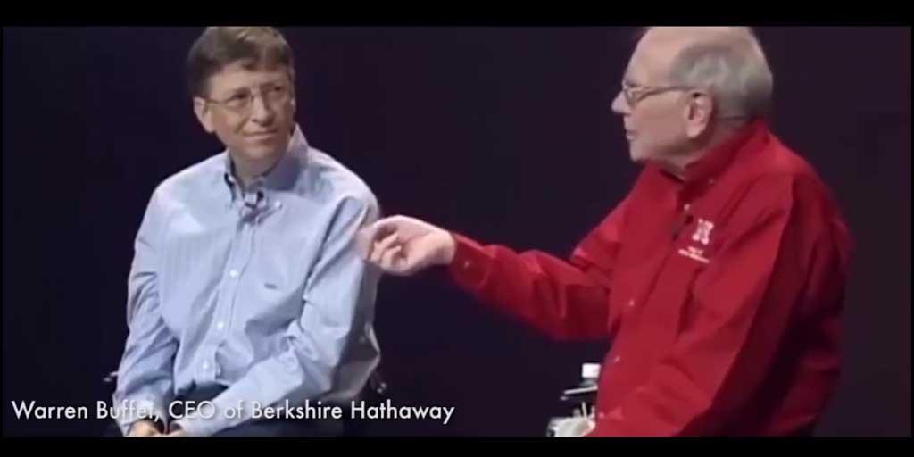 Warren Buffett Speaks About Investing in Yourself