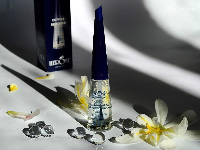 Herome Cuticle Remover płyn do usuwania skórek
