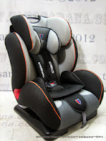Baby Car Seat Eternal Shield Group 1 dan 2 (9 - 25kg)