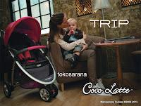 Kereta Bayi CocoLatte CL904 Trip