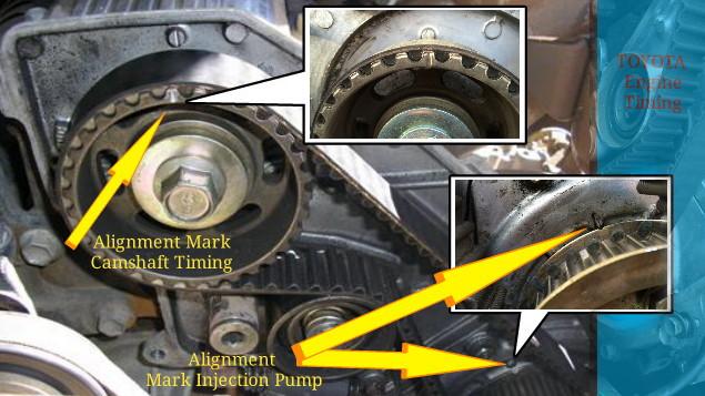 Cara Tukar Timing Belt Mobile Cara Ganti Fuelpump