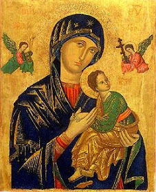 Our Lady of Perpetual Help ~ Pray For Us!