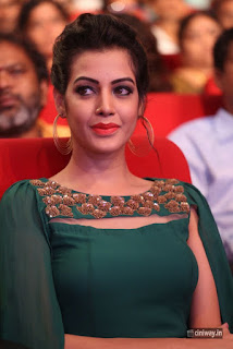 Diksha Panth Stills at Banthi Poola Janaki Audio Launch