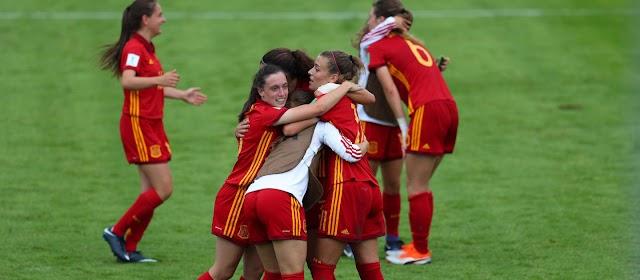 Mundial Sub-20 Feminino. Dia #6 - Alemanha invicta, e americanas fora