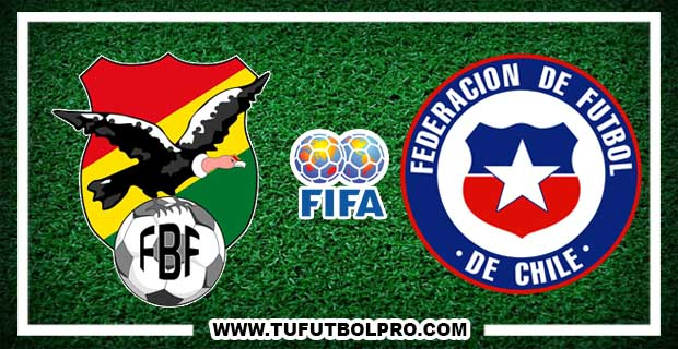 Ver Bolivia vs Chile EN VIVO Por Internet Hoy 5 de Septiembre 2017