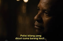Download Film Gratis Hardsub Indo The Equalizer (2014) BluRay 480p Subtitle Indonesia 3GP MP4 MKV Free Full Movie Online