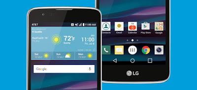 LG Rilis Phoenix 2, Ponsel Entry-Level Dengan Harga Rp1,3 Juta