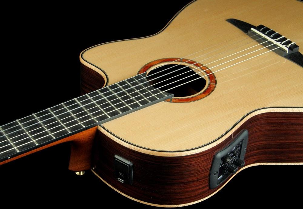 Harga Gitar Akustik Yamaha Kelas Menengah